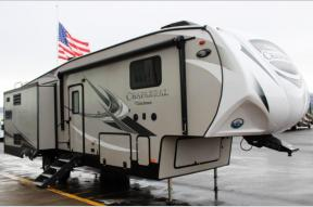New 2019 Coachmen RV Chaparral 27RKS Photo
