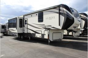 New 2020 Keystone RV Alpine 3650RL Photo
