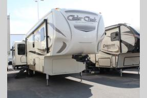 Used 2018 Forest River RV Cedar Creek 37MBH Photo