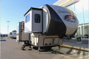 Used 2017 Forest River RV Sandpiper 377FLIK Photo