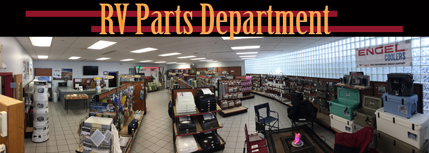RV Parts Department