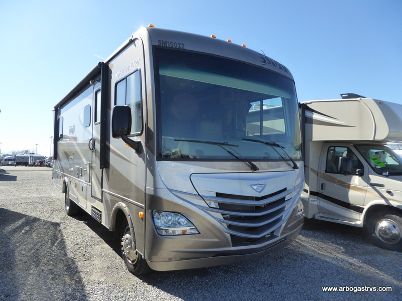 Used 2015 Fleetwood Rv Storm 28ms Motor Home Class A At Arbogast Rv