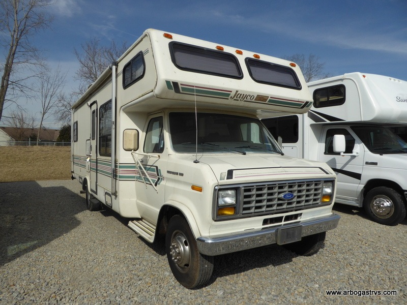 Used 1989 Jayco Jaymini Designer 27 Motor Home Class C at