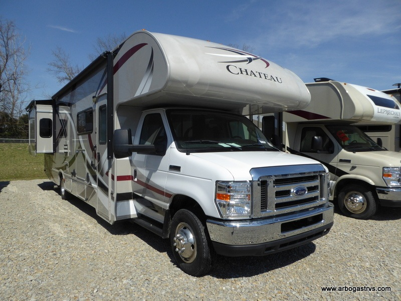 Used 2014 Thor Motor Coach Chateau 31L Motor Home Class C at