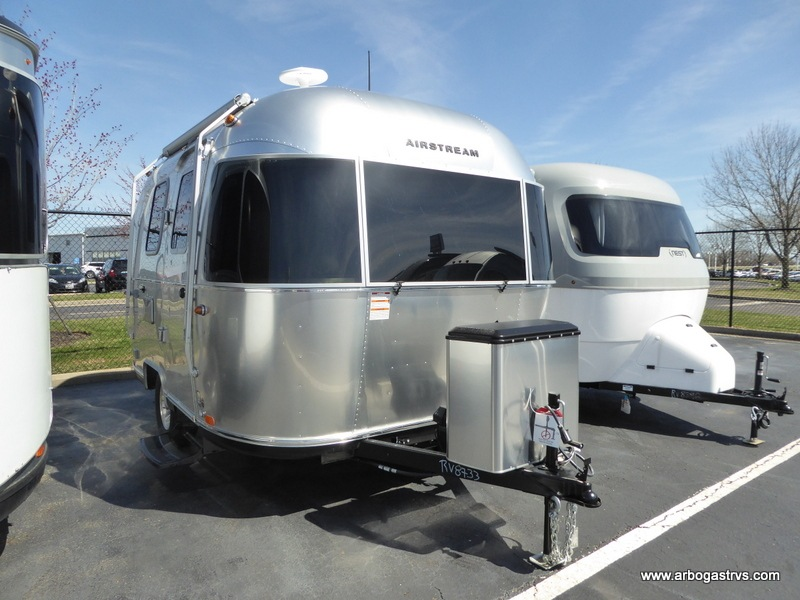 New 2019 Airstream RV Sport 16RB Travel Trailer at Arbogast