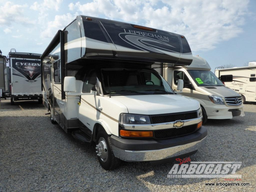 Used 2015 Coachmen RV Leprechaun 260DS Chevy 4500 Motor Home
