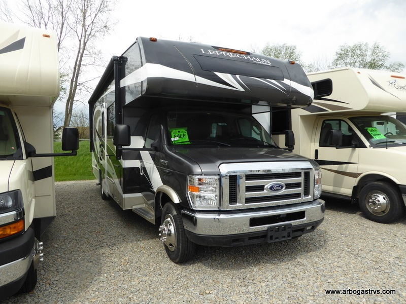 Ford Class C Rv >> New 2020 Coachmen Rv Leprechaun 260ds Ford 450 Motor Home Class C