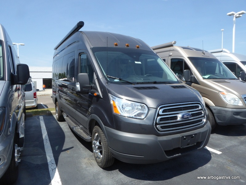 New 2019 Coachmen RV Crossfit 22D Motor Home Class B at