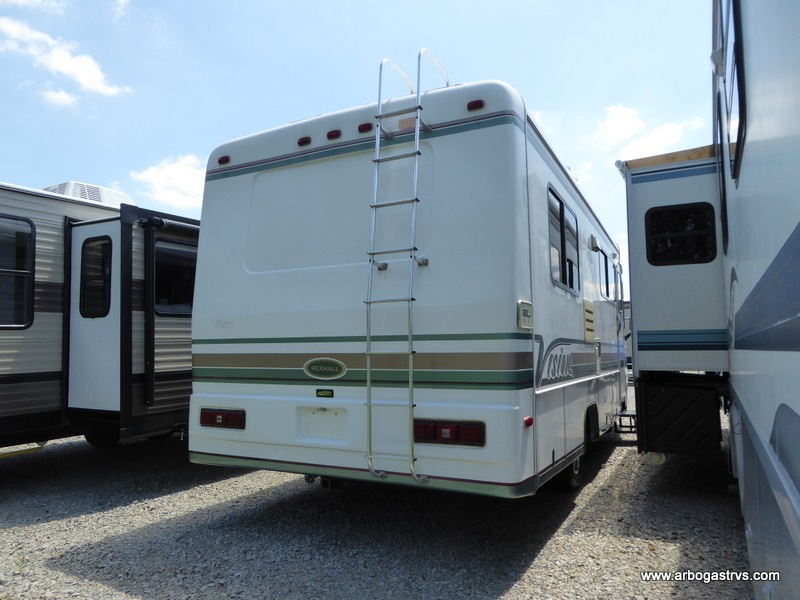 Used 1997 Rexhall Vision 25 Motor Home Class A at Arbogast