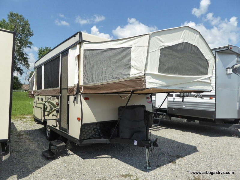 Used 2014 Forest River RV Rockwood High Wall 277 Travel