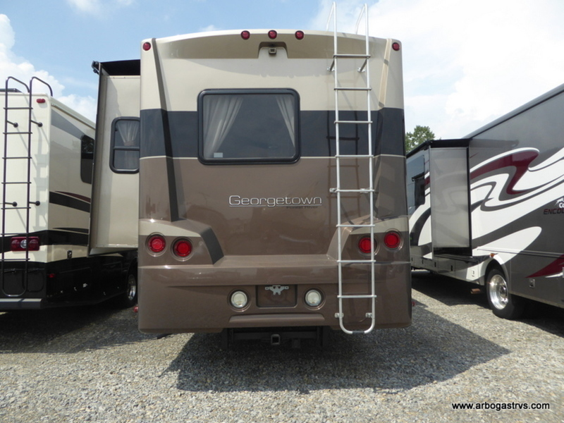 Used 2011 Forest River RV Georgetown 378TS Motor Home Class