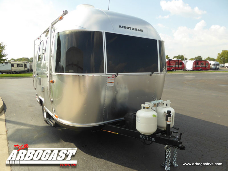 New 2018 Airstream RV Sport 16RB Travel Trailer at Arbogast