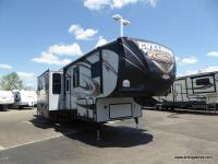 Used 2014 Heartland Cyclone 3800 Photo