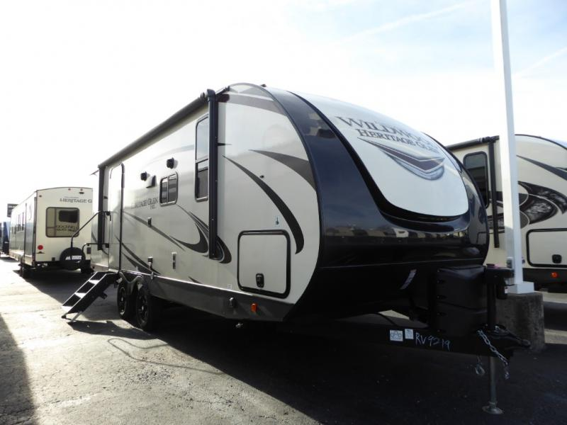 New 2020 Forest River RV Wildwood Heritage Glen Hyper-Lyte 22RBHL