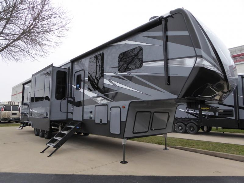 New 2020 Keystone RV Raptor 415
