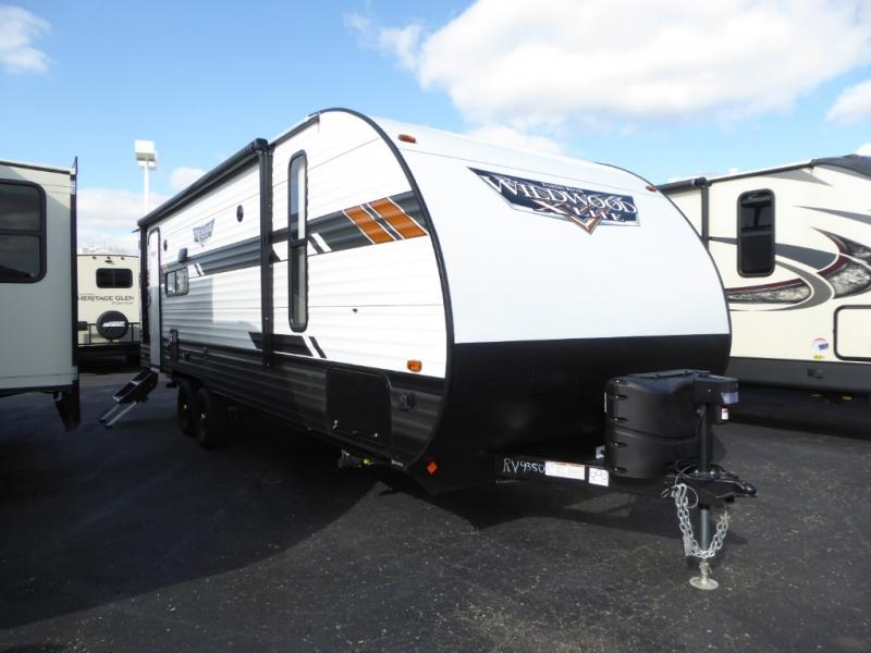 New 2020 Forest River RV Wildwood X-Lite 24RLXL