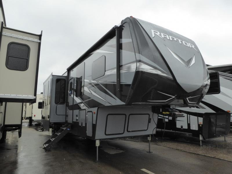 New 2020 Keystone RV Raptor 356