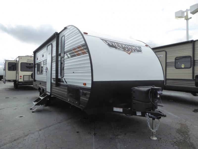 New 2020 Forest River RV Wildwood X-Lite 241QBXL