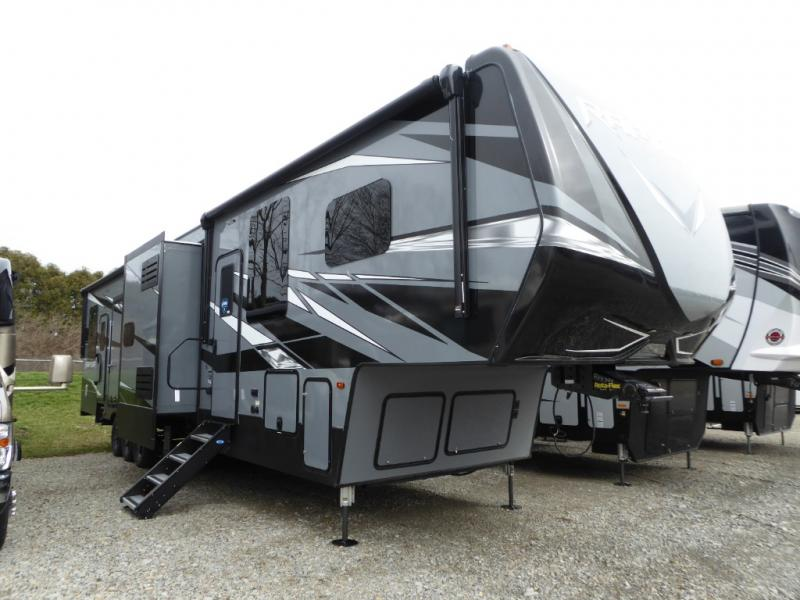 New 2020 Keystone RV Raptor 429