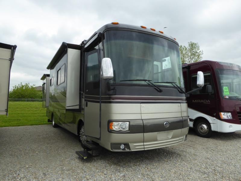 Pre-Owned 2008 Monaco Knight 38 PDQ