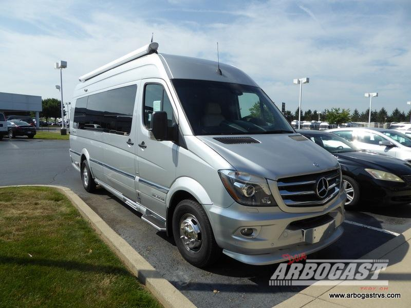 Pre-Owned 2015 Airstream RV Interstate Grand Tour EXT