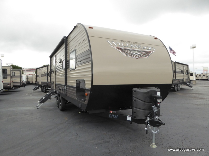 New 2020 Forest River RV Wildwood 22RBS