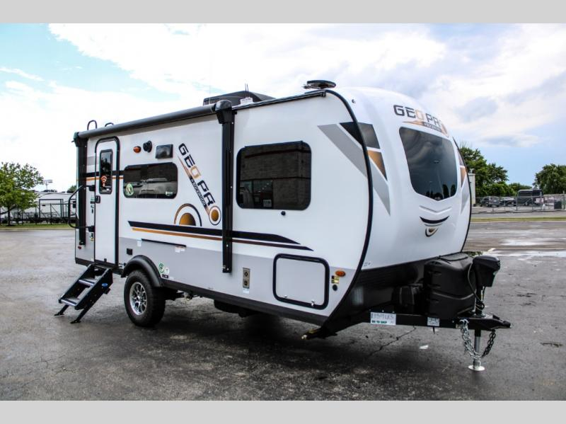 New 2021 Forest River RV Rockwood GEO Pro G19FBS