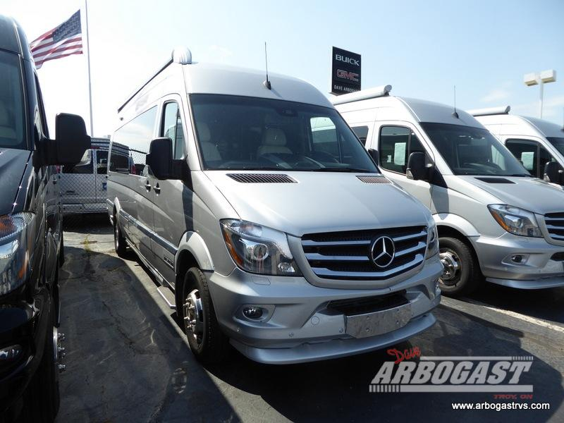 Pre-Owned 2018 Airstream RV Interstate Grand Tour Grand Tour EXT
