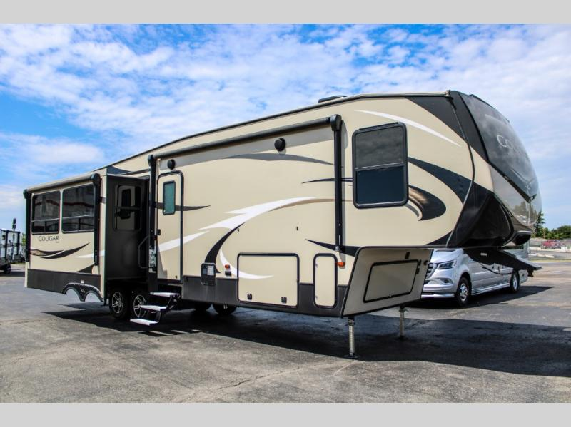 Pre-Owned 2018 Keystone RV Cougar 344MKS