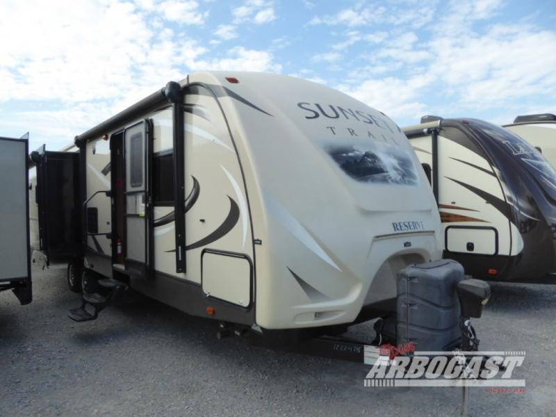 Pre-Owned 2016 CrossRoads RV Sunset Trail Grand Reserve ST32RL
