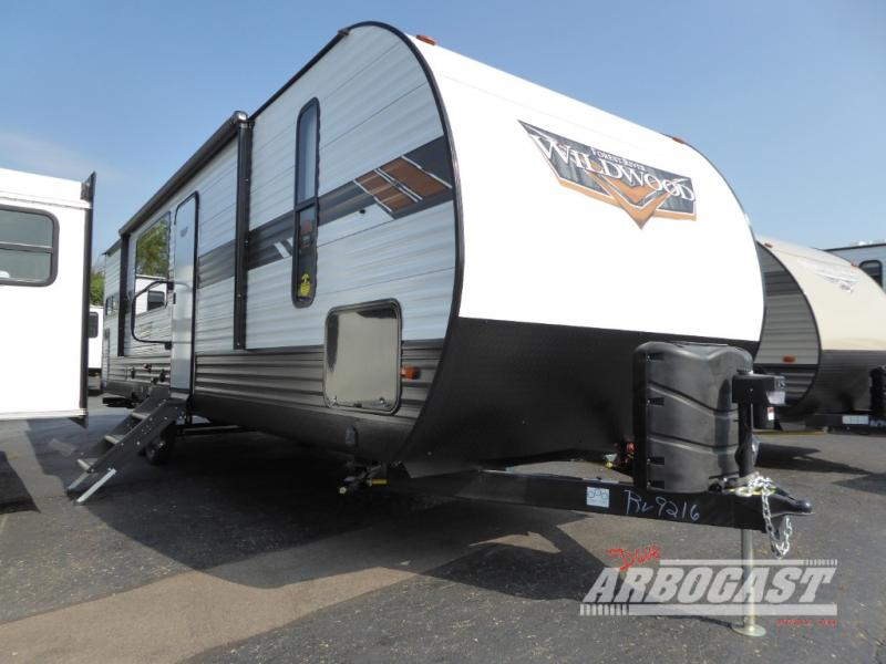 New 2020 Forest River RV Wildwood 27RKS