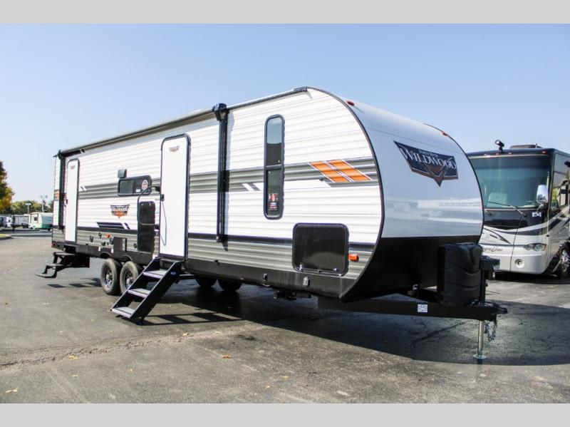 New 2021 Forest River RV Wildwood 26DBUD