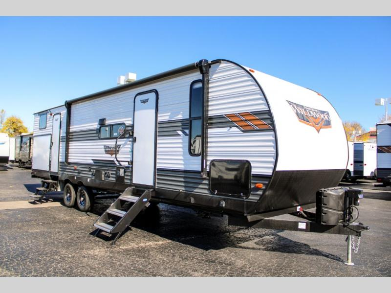 New 2021 Forest River RV Wildwood 32BHDS