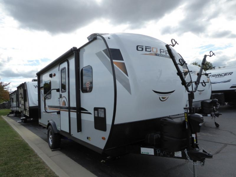 New 2020 Forest River RV Rockwood GEO Pro 19TH