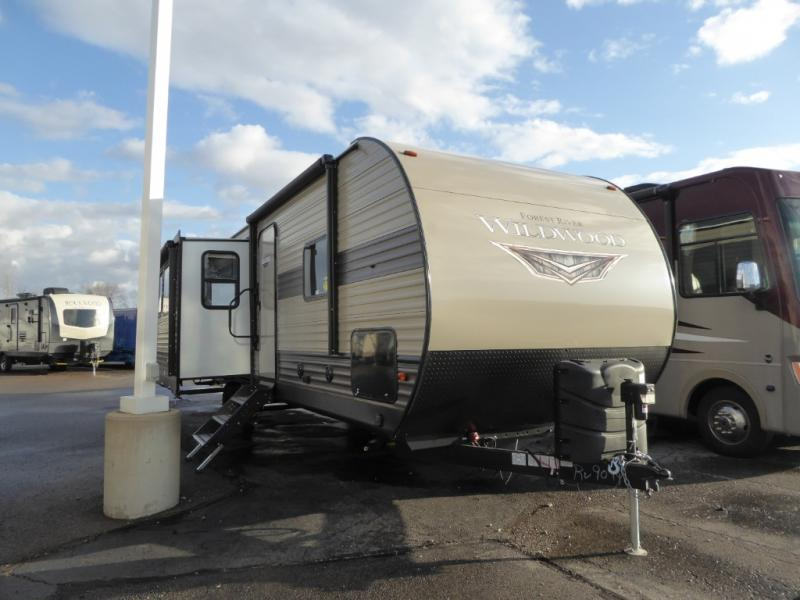 New 2020 Forest River RV Wildwood 27RE