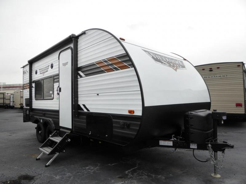 New 2020 Forest River RV Wildwood X-Lite 171RBXL