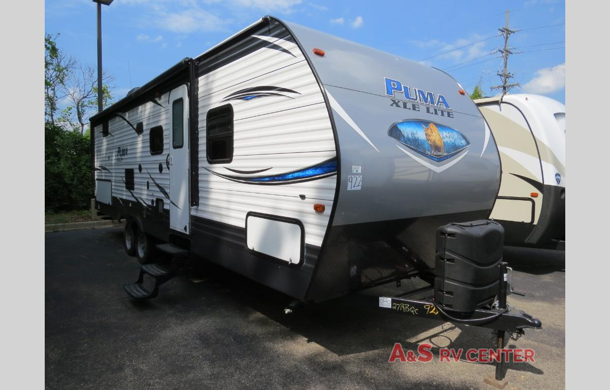 Enjoyable New 2019 Palomino Puma Xle Lite 27Rbqc Travel Trailer At A Download Free Architecture Designs Grimeyleaguecom