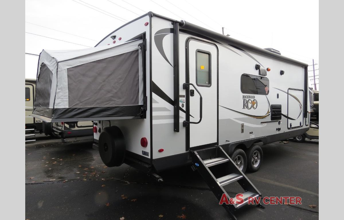 New 2019 Forest River RV Rockwood Roo 235S Expandable at A & S RV
