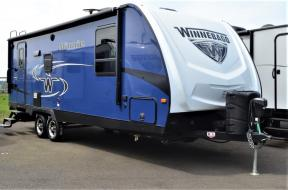 New 2018 Winnebago Industries Towables Minnie 2250 DS Photo