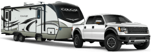 Tow Banner RV