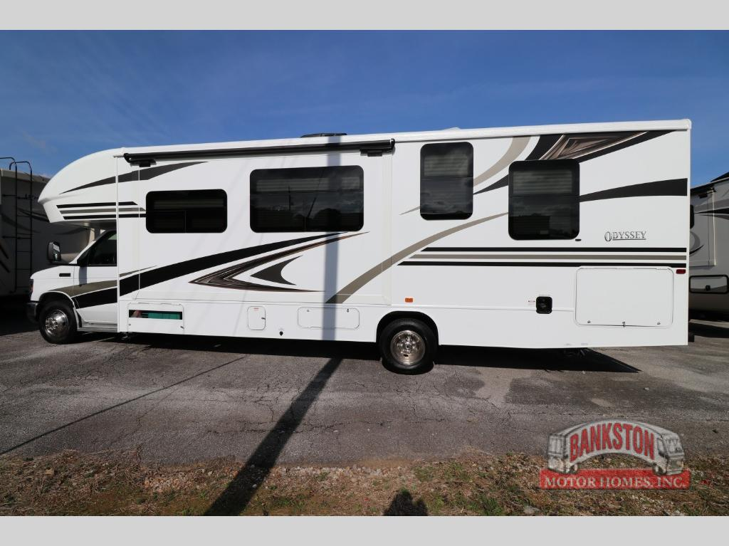 New 2019 Entegra Coach Odyssey 29K Motor Home Class C at Bankston