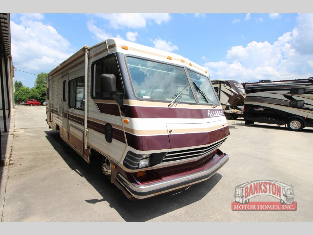 Used 1991 Tiffin Motorhomes Allegro P30 Motor Home Class A at