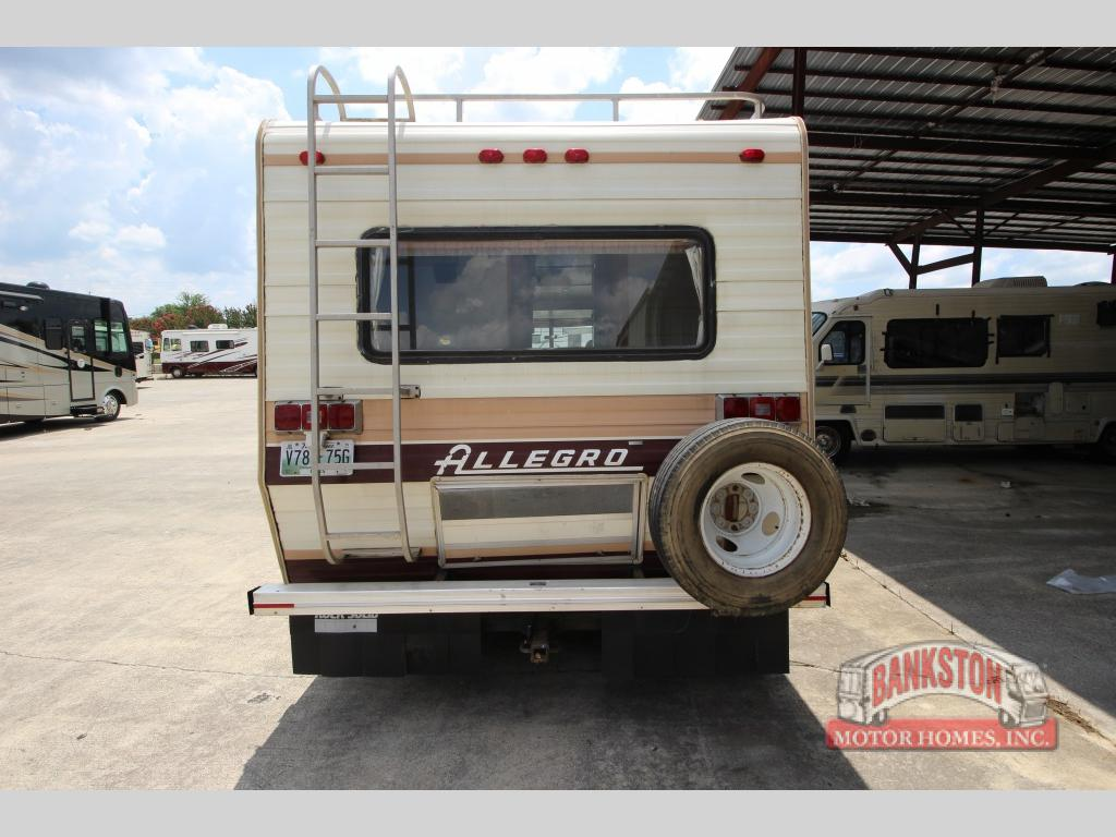 Used 1991 tiffin motorhomes allegro p30 motor home class a for Allegro home