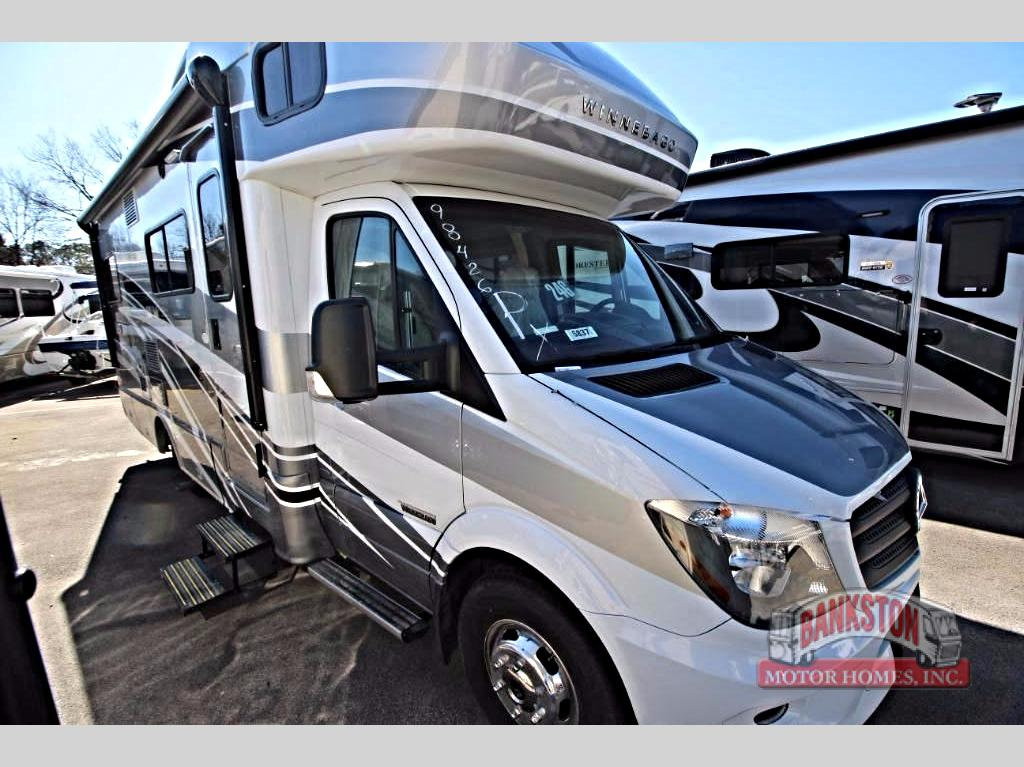 New 2017 Winnebago View 24G Motor Home Class C - Diesel at