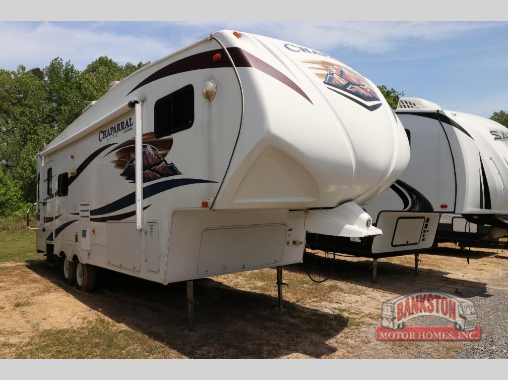 Astonishing Used 2010 Coachmen Rv Chaparral Lite 267Rls Fifth Wheel Ocoug Best Dining Table And Chair Ideas Images Ocougorg
