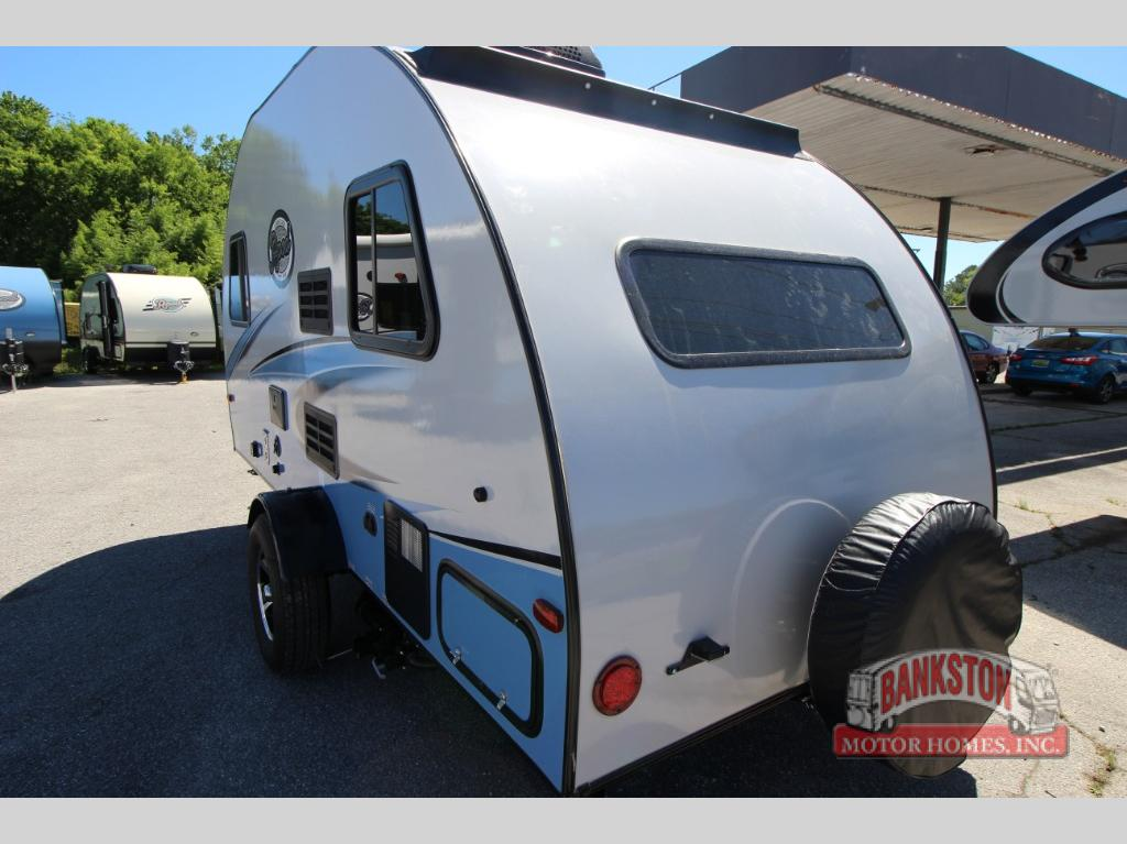 New 2018 Forest River Rv R Pod Rp 171 Travel Trailer At