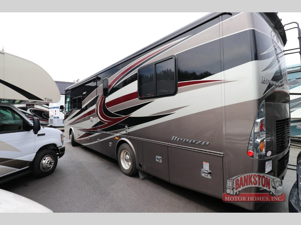 Used 2017 Tiffin Motorhomes Allegro Breeze 32 BR Motor Home Class A