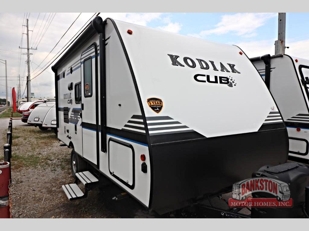 New 2019 Dutchmen RV Kodiak Cub 175BH Travel Trailer at Bankston