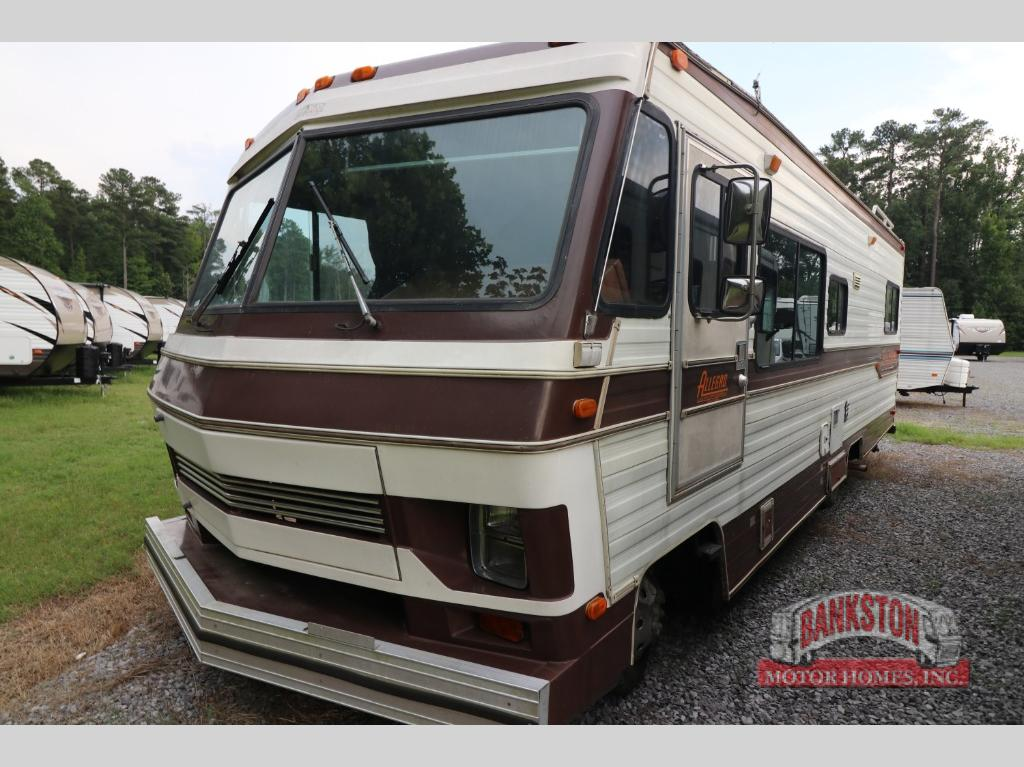 Used 1987 Tiffin Motorhomes Allegro 27 Motor Home Class A at