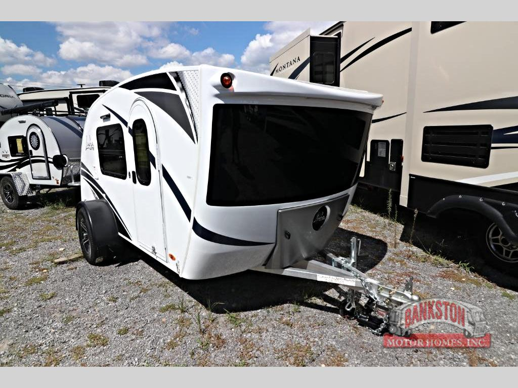 New 2019 Intech Rv Luna Lite Teardrop Trailer At Bankston